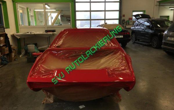 Ferrari Dino Frontansicht