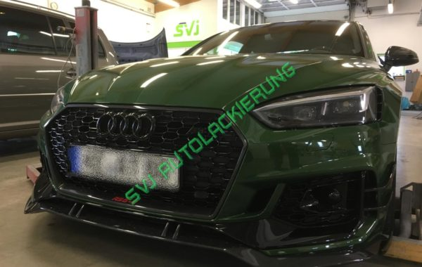 Audi RS 5 R